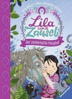 Der zauberhafte Ponyhof / Lila und Zausel Bd.1 - Mayer, Gina