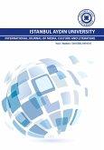 ISTANBUL AYDIN UNIVERSITY INTERNATIONAL JOURNAL OF MEDIA, CULTURE AND LITERATURE (eBook, ePUB)