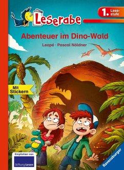 Abenteuer im Dino-Wald - Leopé