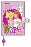 Bibi & Tina: BFF - Mein Tagebuch mit Schloss
