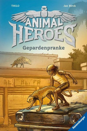 Buch-Reihe Animal Heroes