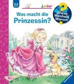 Was macht die Prinzessin? / Wieso? Weshalb? Warum? Junior Bd.19