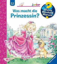 Was macht die Prinzessin? / Wieso? Weshalb? Warum? Junior Bd.19 - Erne, Andrea