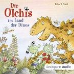 Die Olchis im Land der Dinos / Die Olchis Erstleser Bd.1 (MP3-Download)