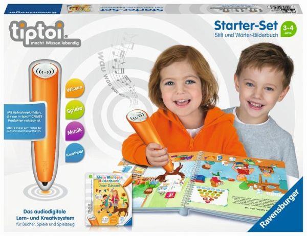 tiptoi® Starter-Set Unser Zuhause