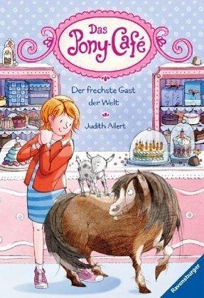 Buch-Reihe Das Pony-Café