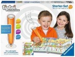 tiptoi® Starter-Set Mein Lern-Spiel-Abenteuer: Erste Zahlen