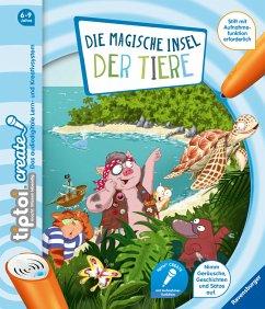 tiptoi® CREATE Die magische Insel der Tiere - Bieberstein, Lotta