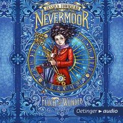 Fluch und Wunder / Nevermoor Bd.1 (MP3-Download) - Townsend, Jessica