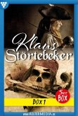 Klaus Störtebeker Box 1 - Abenteuerroman (eBook, ePUB)