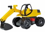 LENA® 02131 - Starke Riesen, Bagger Pro, Sitz-Bagger, drehbar, Outdoor, 70 cm