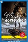 Klaus Störtebeker Box 2 - Abenteuerroman (eBook, ePUB)