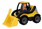 LENA® 01622 - Truckies Schaufellader, Bagger, Sandspielzeug