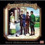 Sherlock Holmes - Die geheimen Fälle des Meisterdetektivs, Folge 15: Das Rätsel von Boscombe Valley (MP3-Download)