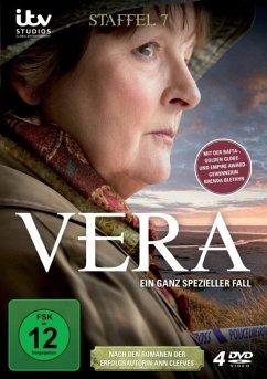 Vera - Ein ganz spezieller Fall - Staffel 7 DVD-Box - Vera