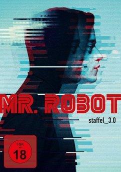 Mr. Robot - Staffel 3 (4 Discs) - Rami Malek,Christian Slater,Carly Chaikin