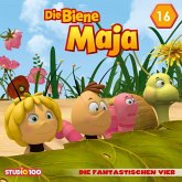 Die Biene Maja - 16: Die fantastischen Vier (CGI) (MP3-Download)