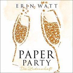 Paper Party - Die Leidenschaft / Paper Bd.3.5 (MP3-Download) - Watt, Erin