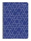 Ladytimer Ringbuch Triangles 2019
