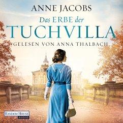 Das Erbe der Tuchvilla / Tuchvilla Bd.3 (MP3-Download) - Jacobs , Anne