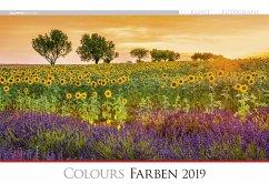 Die Kunst der Fotografie: Farben 2019