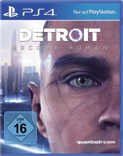 Detroit Become Human (PlayStation 4)