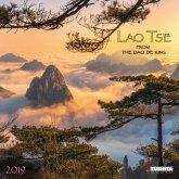 Lao Tse Calendar 2019. Mindful edition