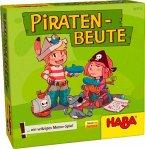 HABA 303713 - Piraten-Beute, Memo-Spiel, Kinderspiel