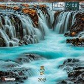 Feng Shui Calendar - Flow of Life 2019. Mindful Edition