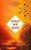 What We Owe