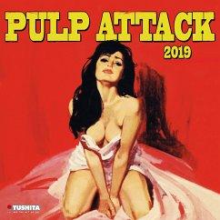 Pulp Attack 2019. Media Illustration