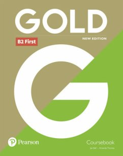 Gold First. Coursebook