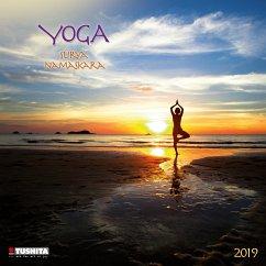 Yoga - Suraya Namaskara 2019 Mindful Edition