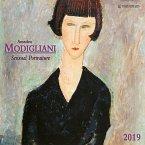 Amedeo Modigliani - Sensual Portraits 2019