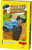 HABA 303685 - Rallye-Trucks, Memo-Spiel