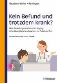 Kein Befund und trotzdem krank? (eBook, PDF)