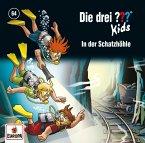 Die drei ??? Kids - In der Schatzhöhle / Die drei Fragezeichen-Kids Bd.64 (1 Audio-CD)