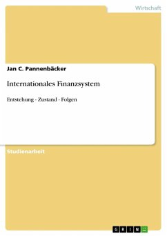 Internationales Finanzsystem (eBook, ePUB)