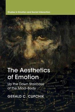 The Aesthetics of Emotion - Cupchik, Gerald C.
