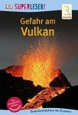 SUPERLESER! Gefahr am Vulkan (Mängelexemplar)