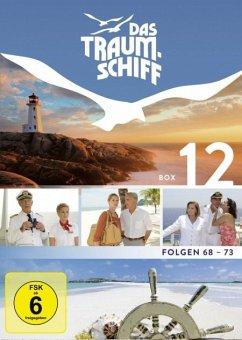 Das Traumschiff - Folgen 68-73 (3 Discs)