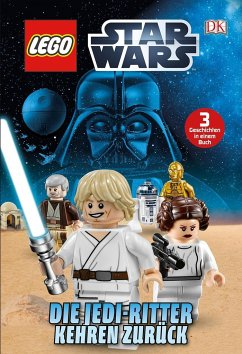 Die Jedi-Ritter kehren zurück / LEGO Star Wars Bd.3 (Mängelexemplar) - Grange, Emma