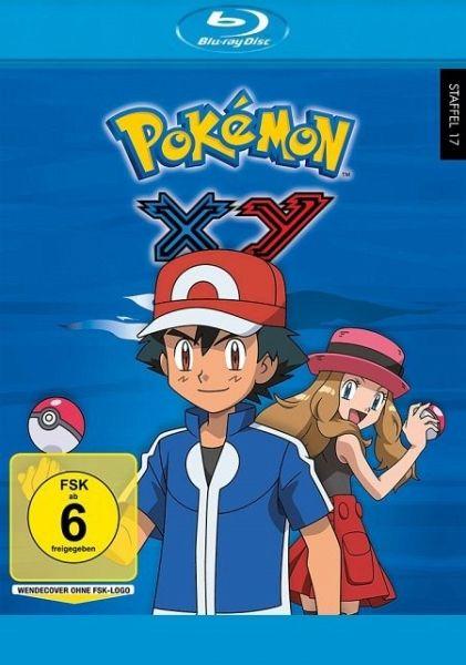Pokemon Xy Auf Blu Ray Disc Portofrei Bei Bucher De