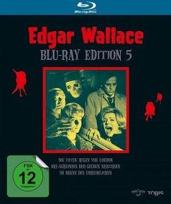 Edgar Wallace Edition 5 BLU-RAY Box