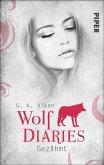 Gezähmt / Wolf Diaries Bd.1 (eBook, ePUB)