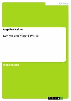 Der Stil von Marcel Proust (eBook, ePUB)