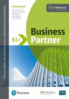 Business Partner B1+ Coursebook w/ Digital Resources