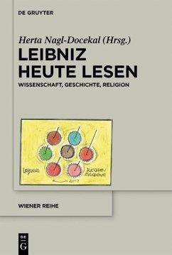 Leibniz heute lesen (eBook, PDF)