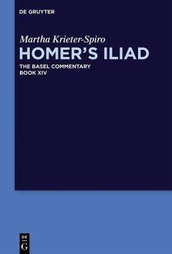 Homer´s Iliad. Book XIV (eBook, PDF)