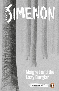 Maigret and the Lazy Burglar (eBook, ePUB) - Simenon, Georges